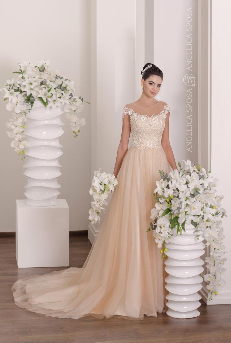 Suknia ślubna Angelica Sposa 5007
