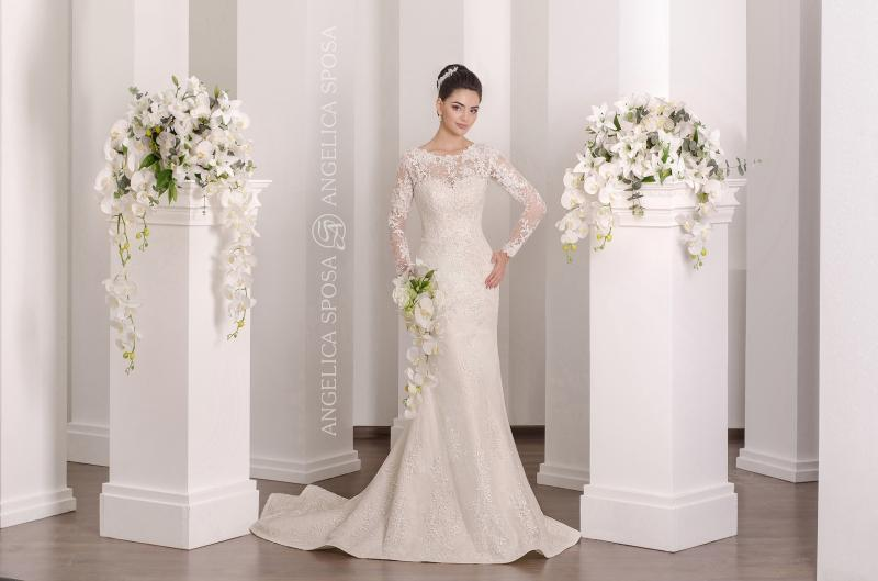 Свадебное платье Angelica Sposa 5008
