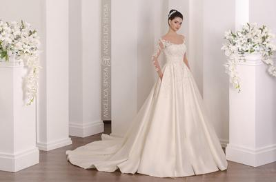 Wedding Dress Angelica Sposa 5009