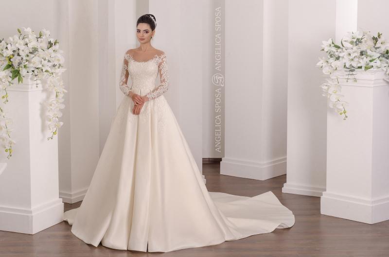 Свадебное платье Angelica Sposa 5009