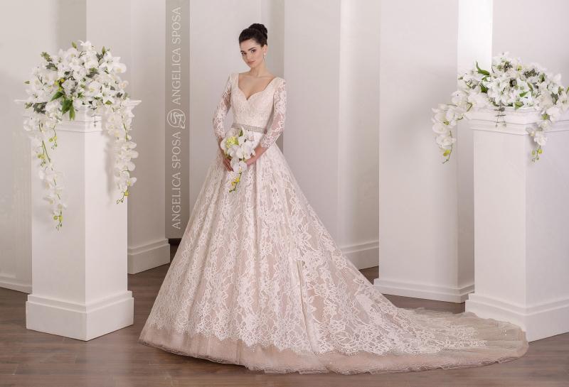 Suknia ślubna Angelica Sposa 5010