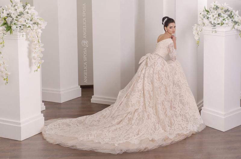 Свадебное платье Angelica Sposa 5010