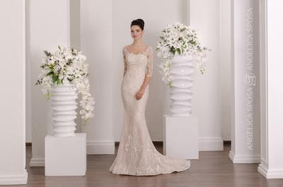 Wedding Dress Angelica Sposa 5012