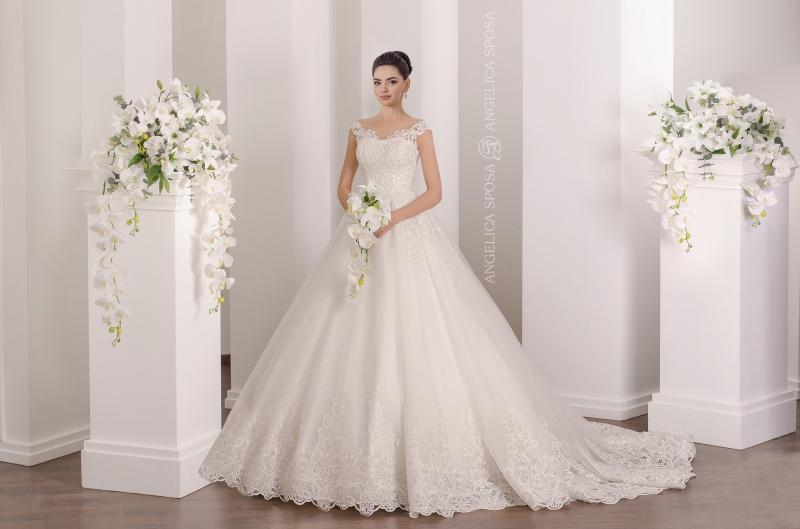 Brautkleid Angelica Sposa 5013