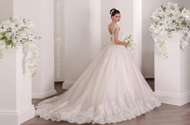 Свадебное платье Angelica Sposa 5013