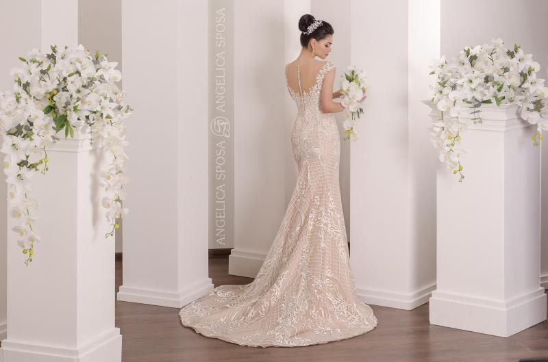 Свадебное платье Angelica Sposa 5014
