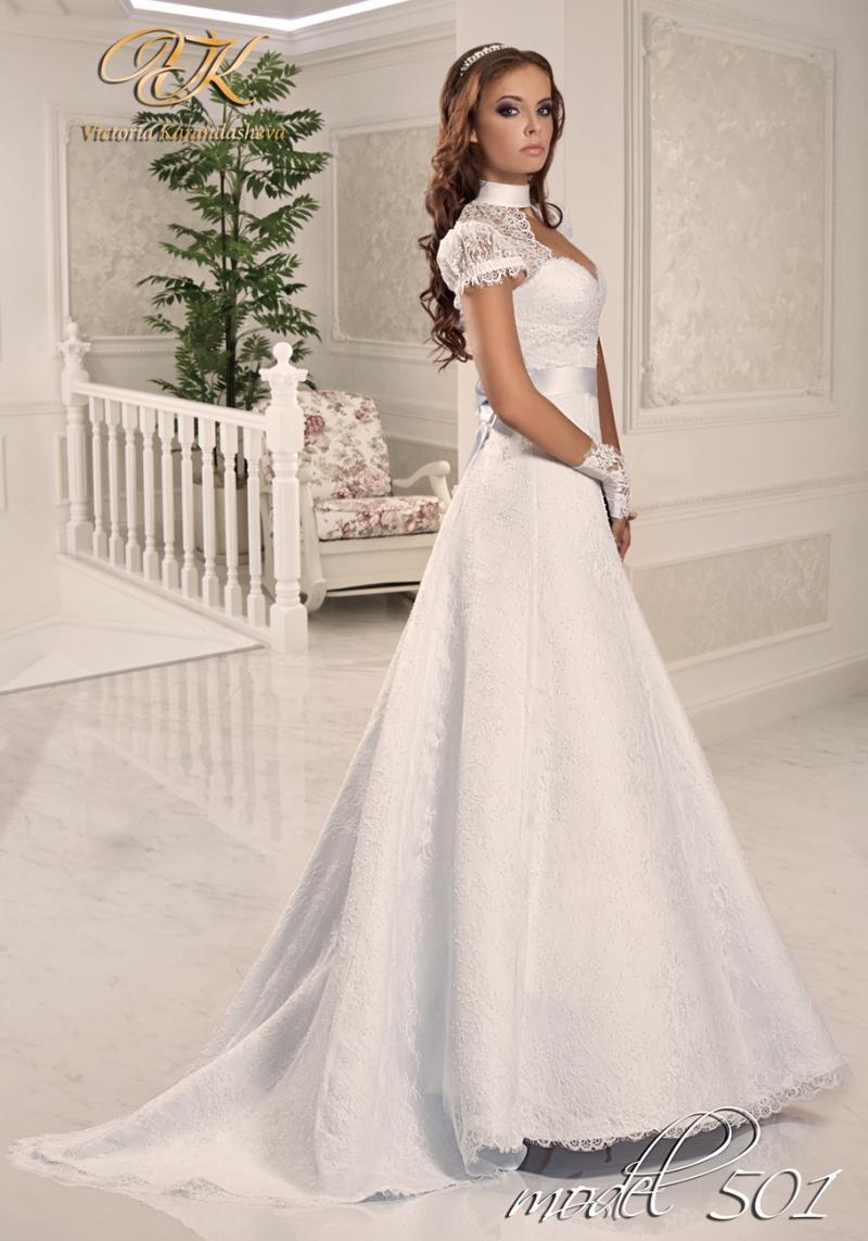 Свадебное платье Victoria Karandasheva 501