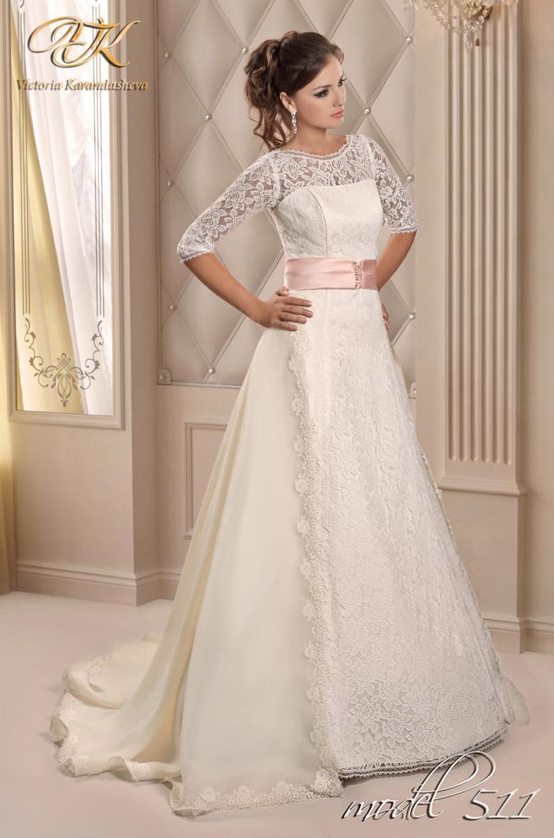 Свадебное платье Victoria Karandasheva 511