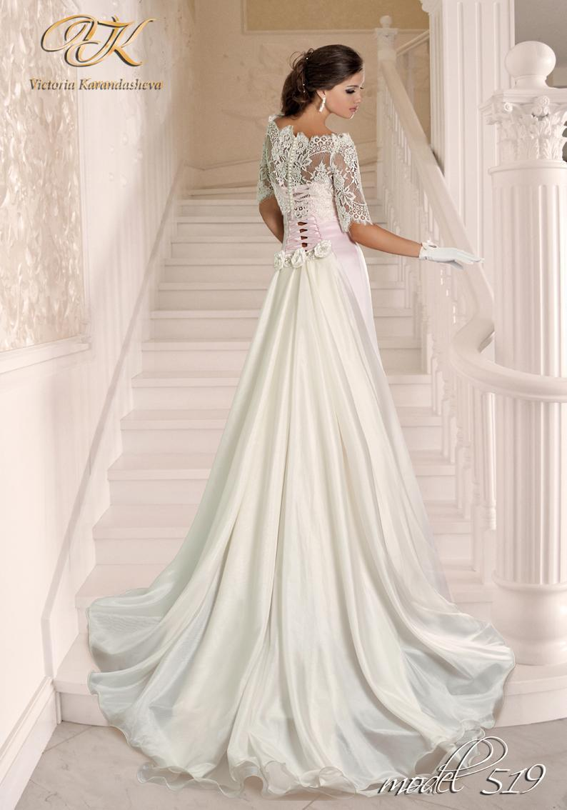 Свадебное платье Victoria Karandasheva 519
