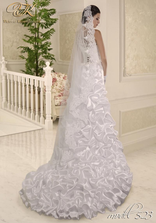 Свадебное платье Victoria Karandasheva 523