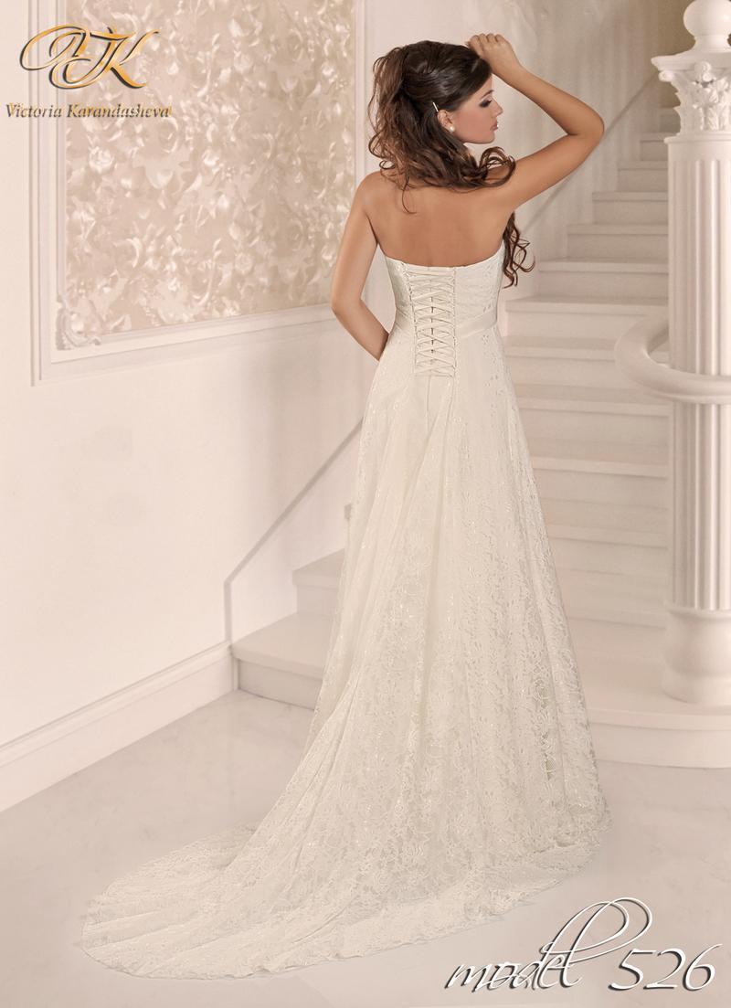 Свадебное платье Victoria Karandasheva 526