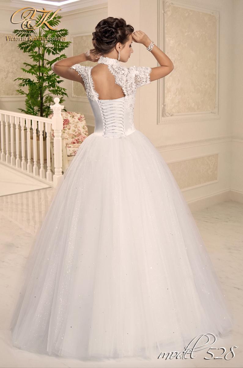 Свадебное платье Victoria Karandasheva 528