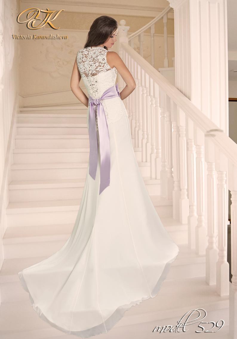 Свадебное платье Victoria Karandasheva 529