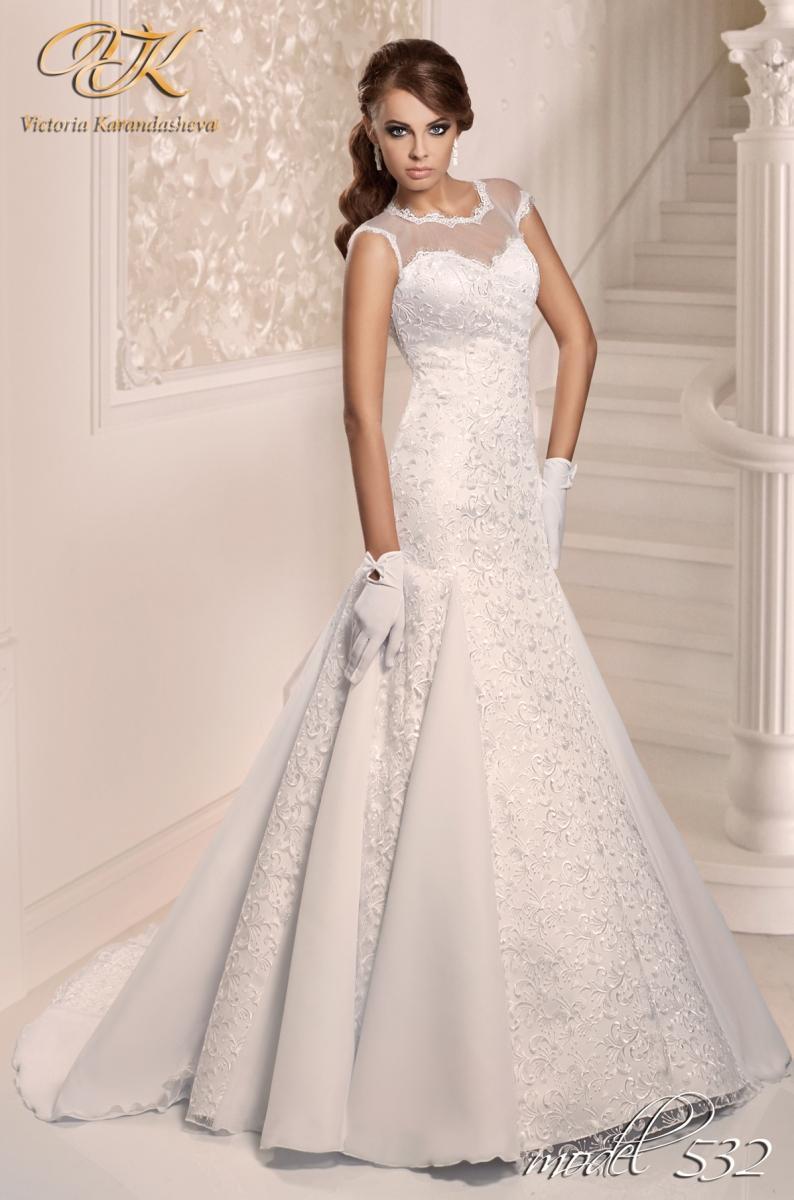 Свадебное платье Victoria Karandasheva 532