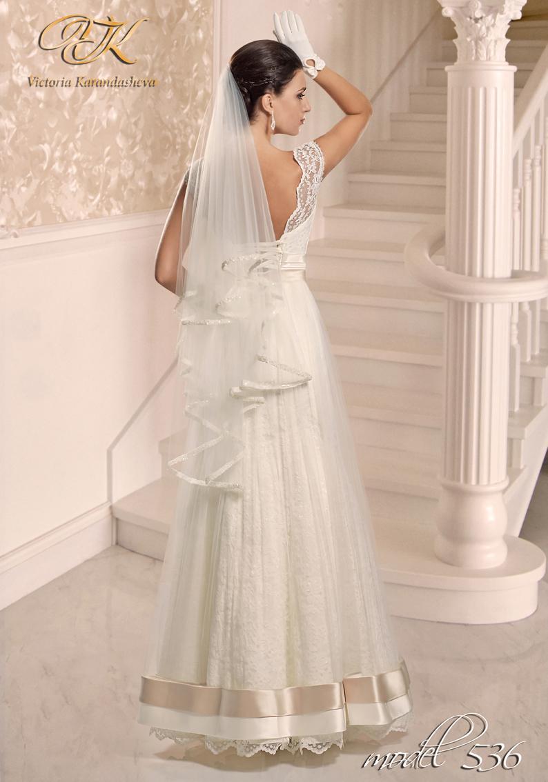 Свадебное платье Victoria Karandasheva 536