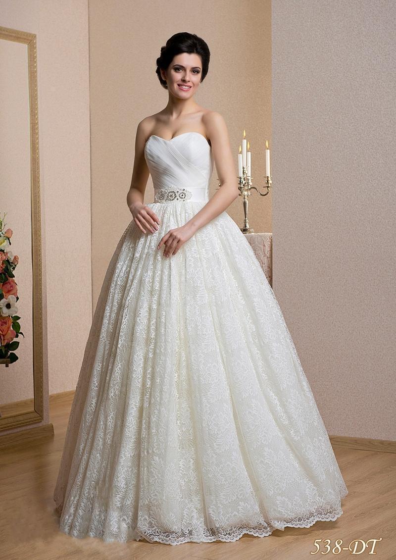 Свадебное платье Pentelei Dolce Vita 538-DT