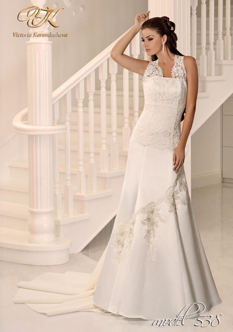Свадебное платье Victoria Karandasheva 538