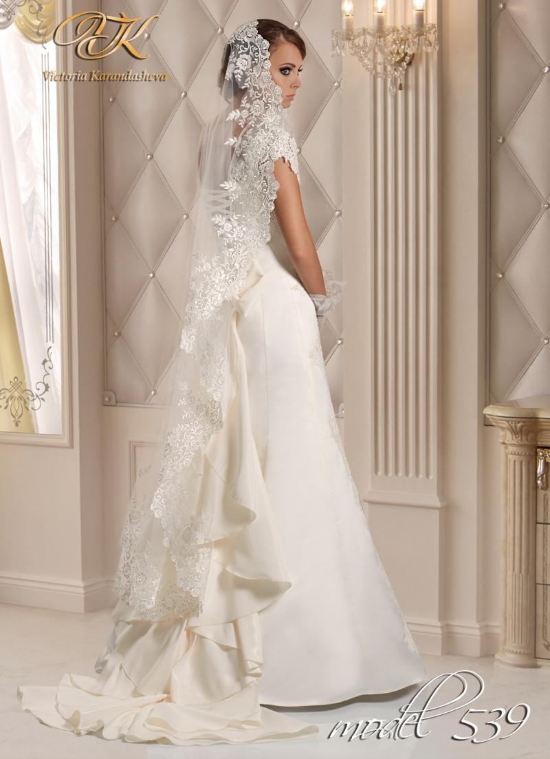 Свадебное платье Victoria Karandasheva 539