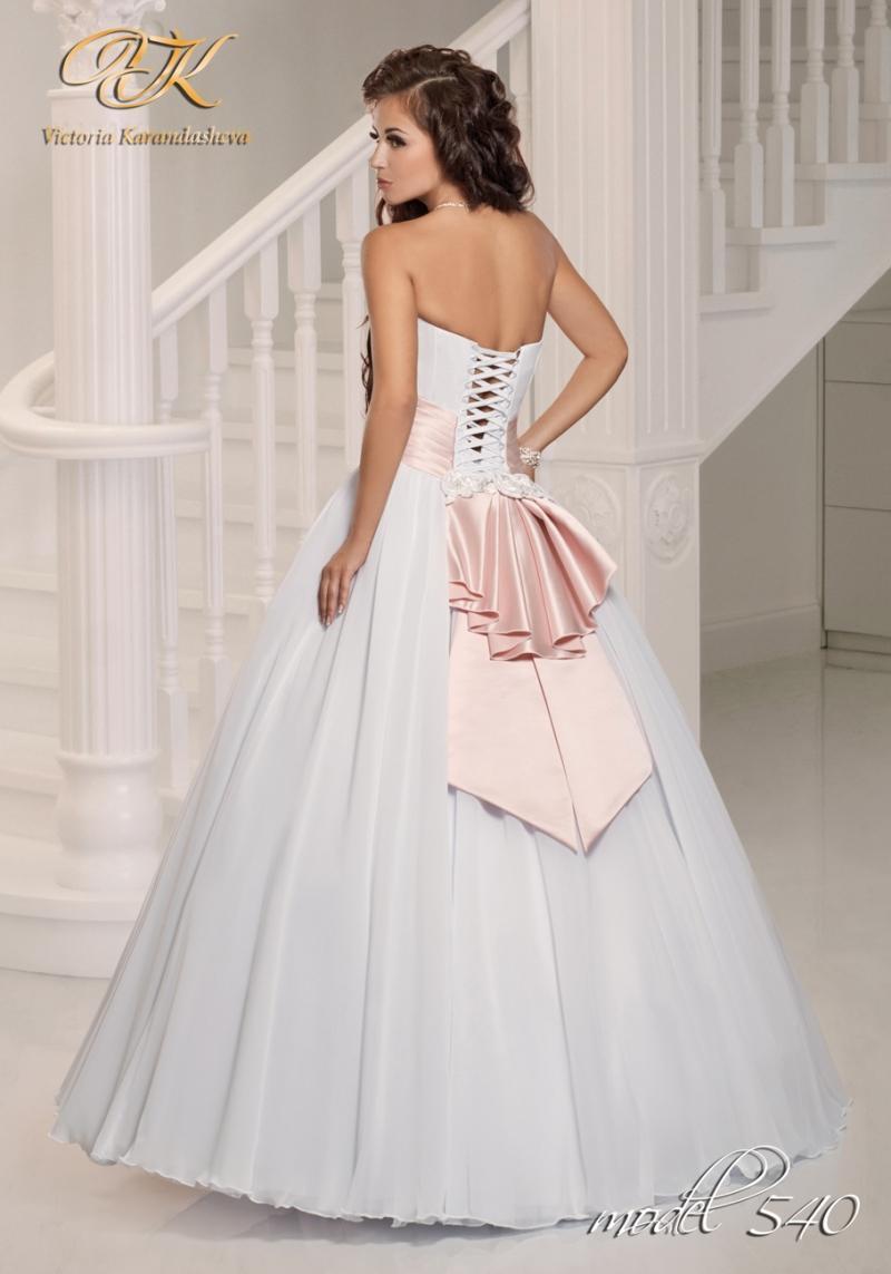 Свадебное платье Victoria Karandasheva 540