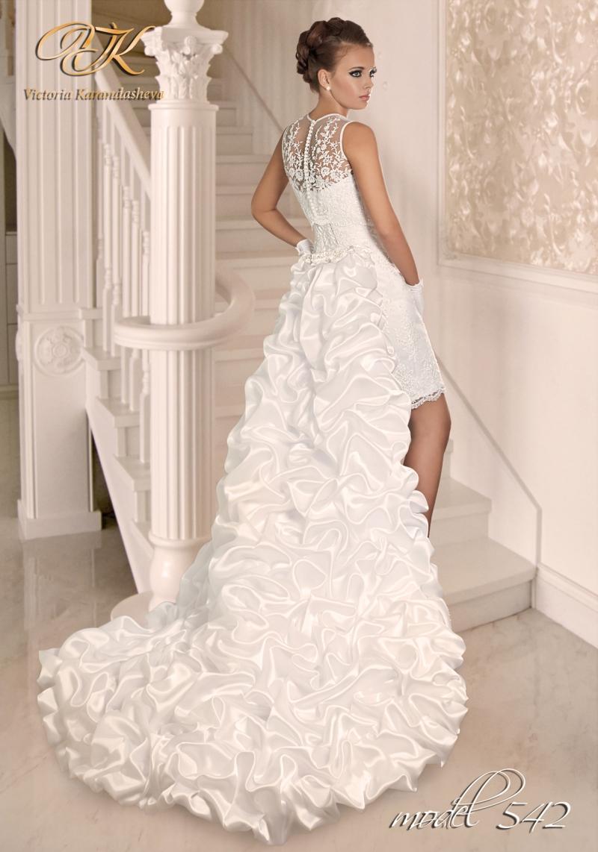 Свадебное платье Victoria Karandasheva 542