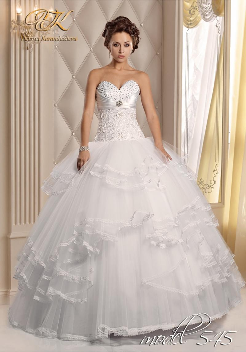 Wedding Dress Victoria Karandasheva 545