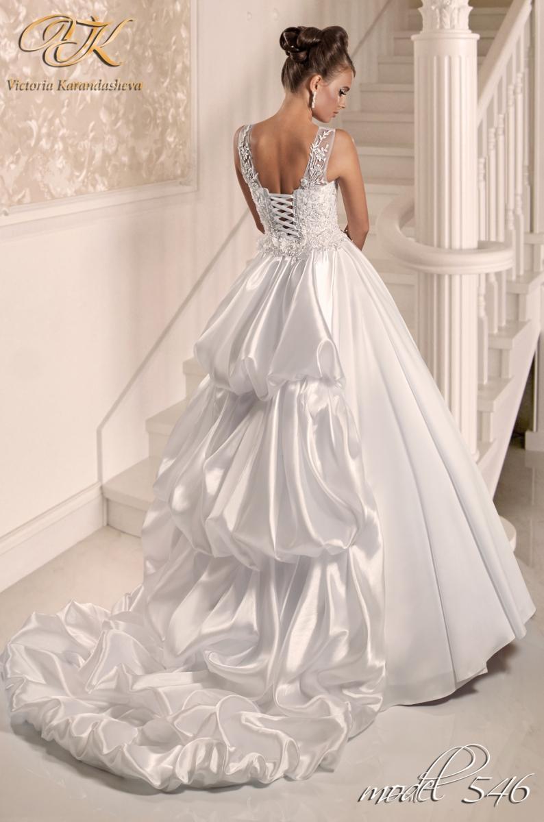Свадебное платье Victoria Karandasheva 546