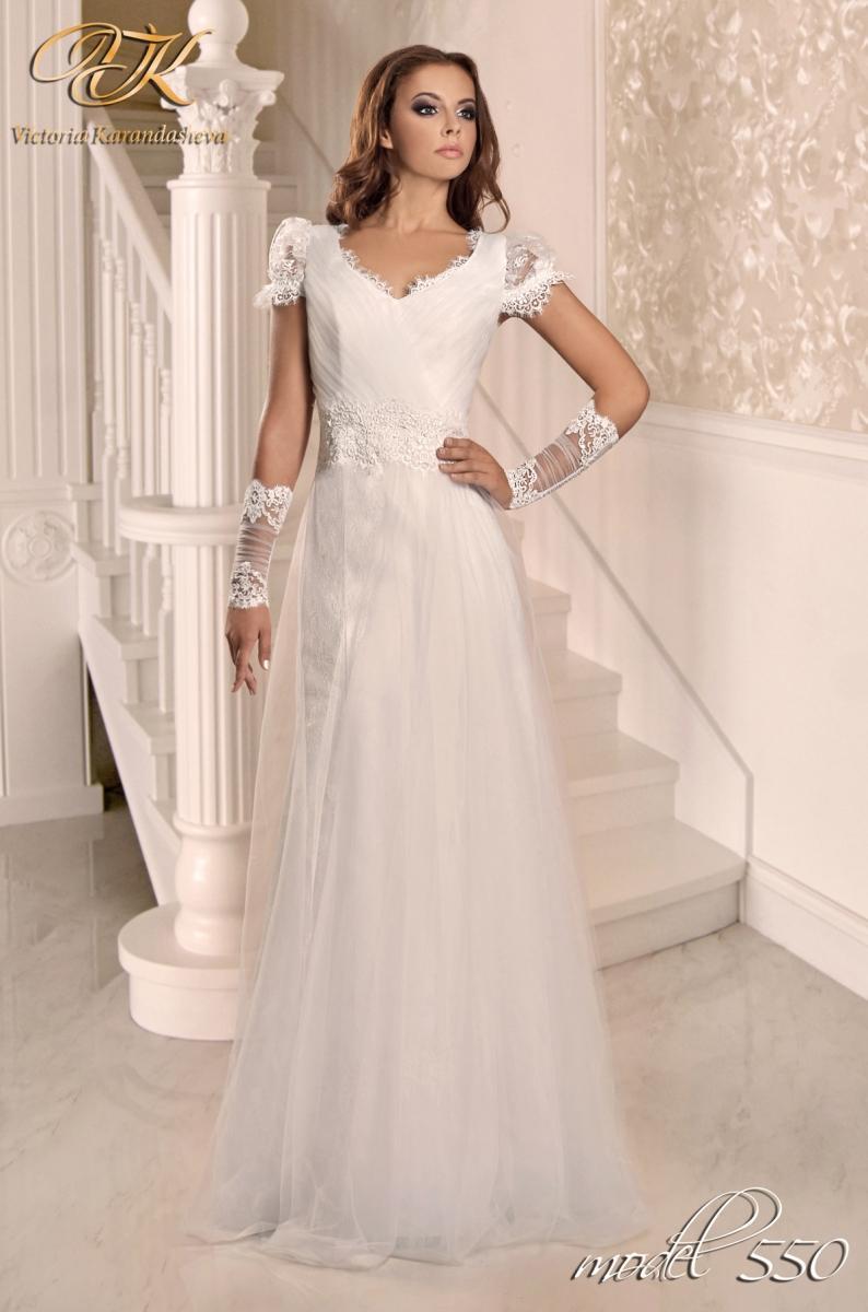 Свадебное платье Victoria Karandasheva 550