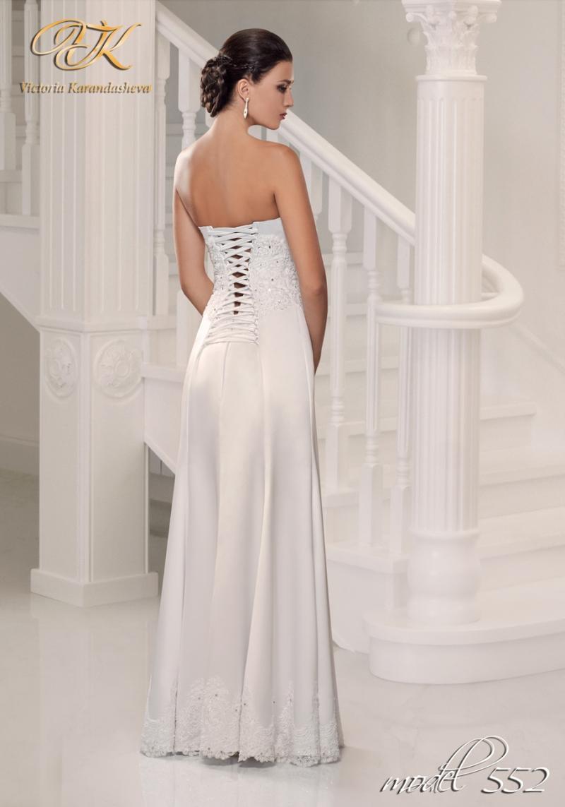 Свадебное платье Victoria Karandasheva 552