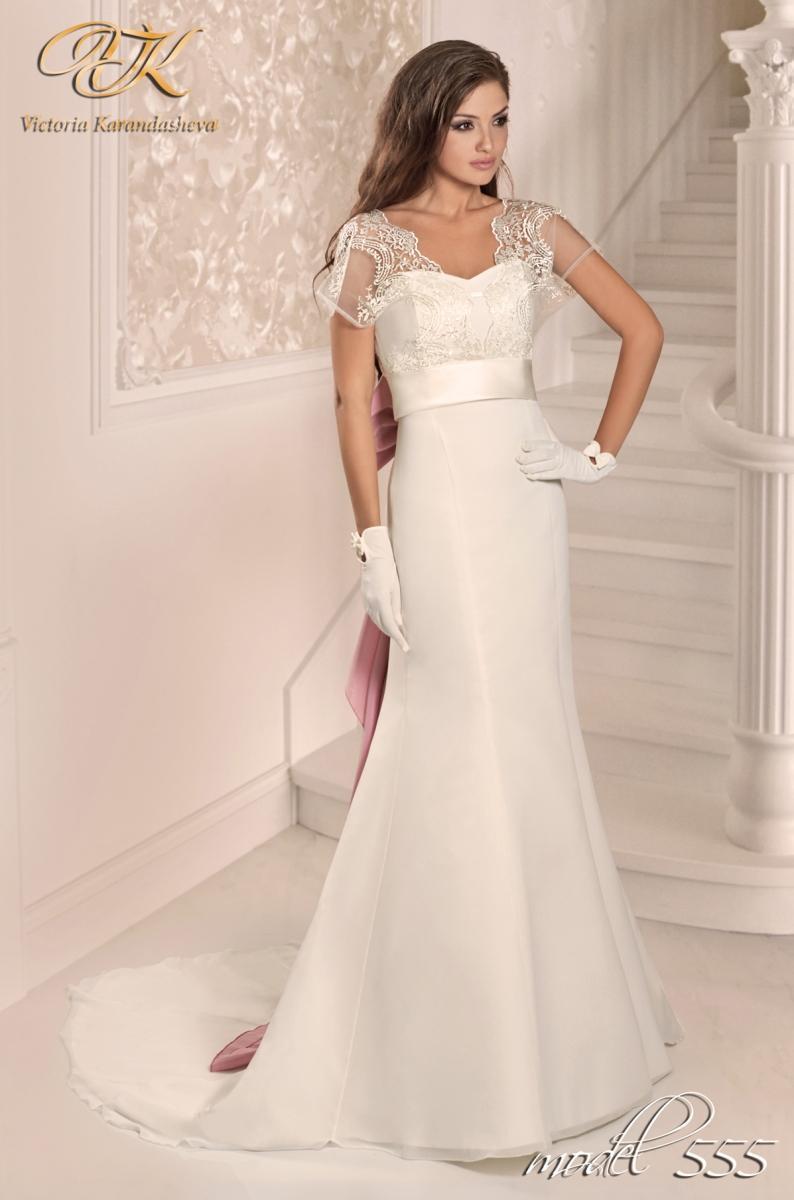 Свадебное платье Victoria Karandasheva 555