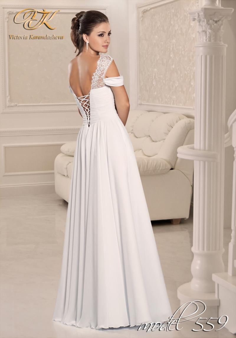Свадебное платье Victoria Karandasheva 559