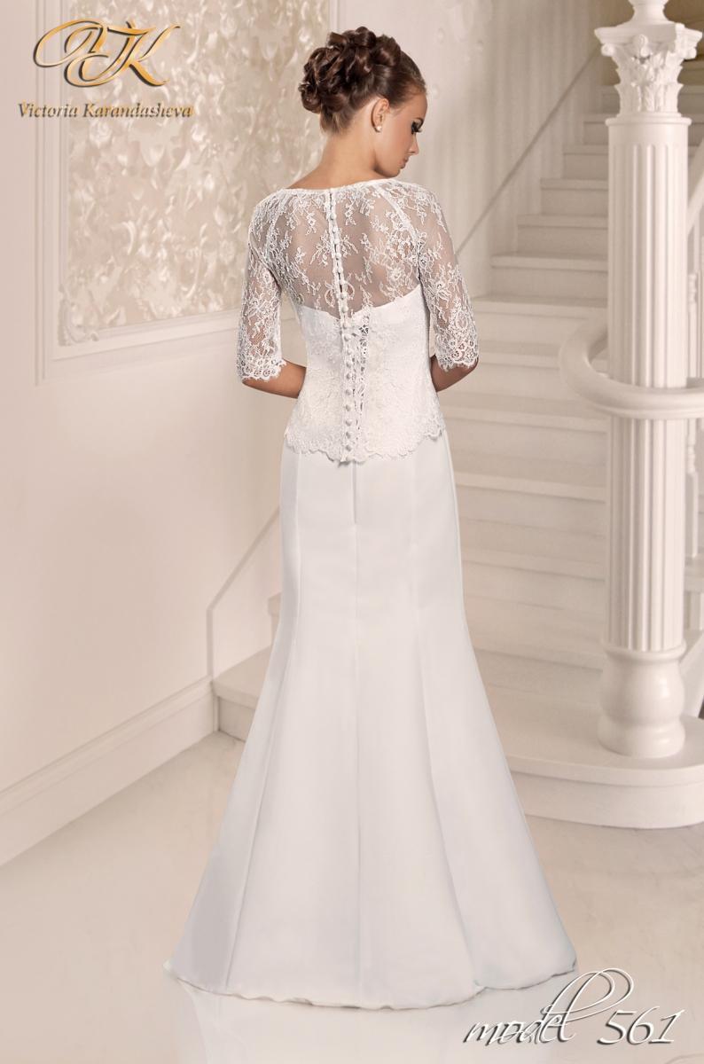 Свадебное платье Victoria Karandasheva 561