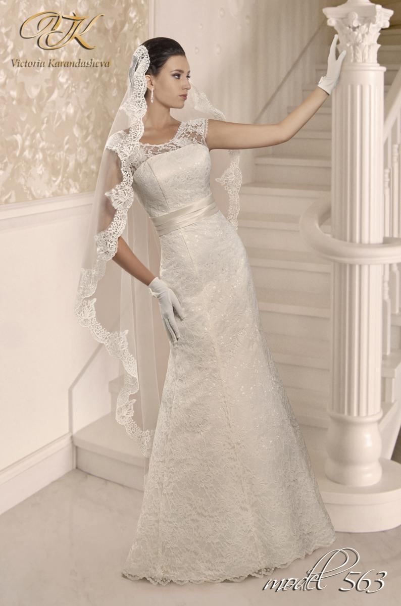 Свадебное платье Victoria Karandasheva 563