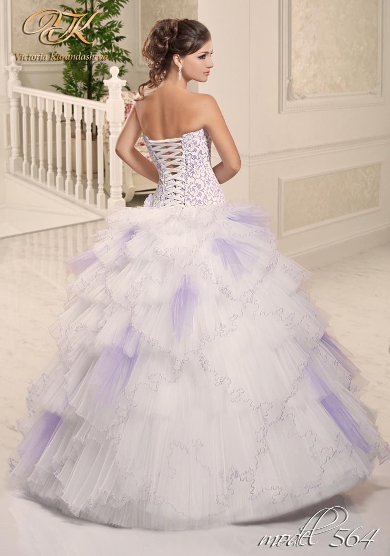 Свадебное платье Victoria Karandasheva 564
