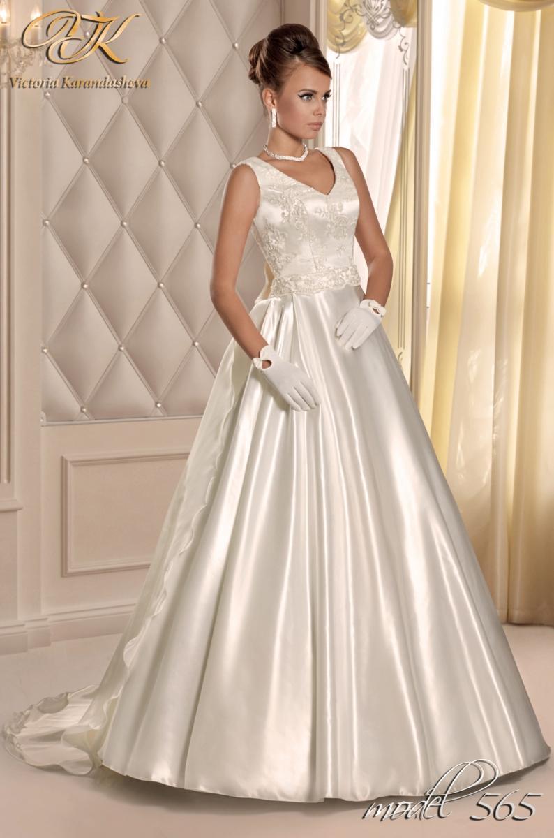 Свадебное платье Victoria Karandasheva 565