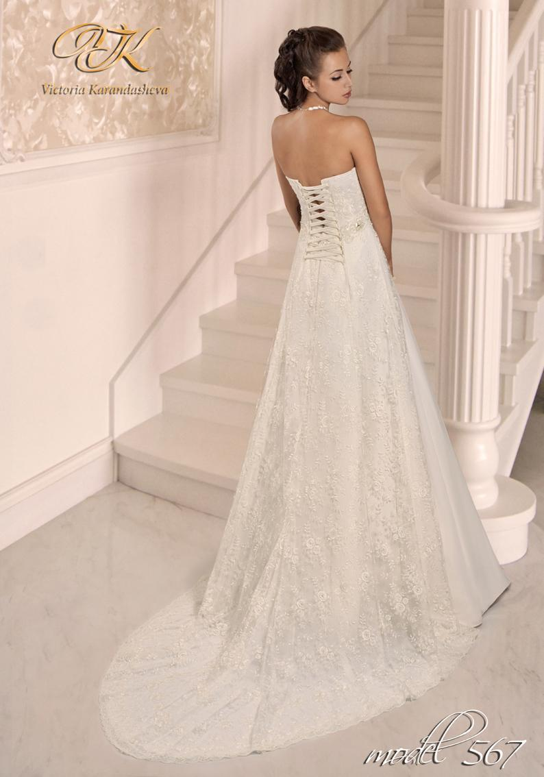 Свадебное платье Victoria Karandasheva 567