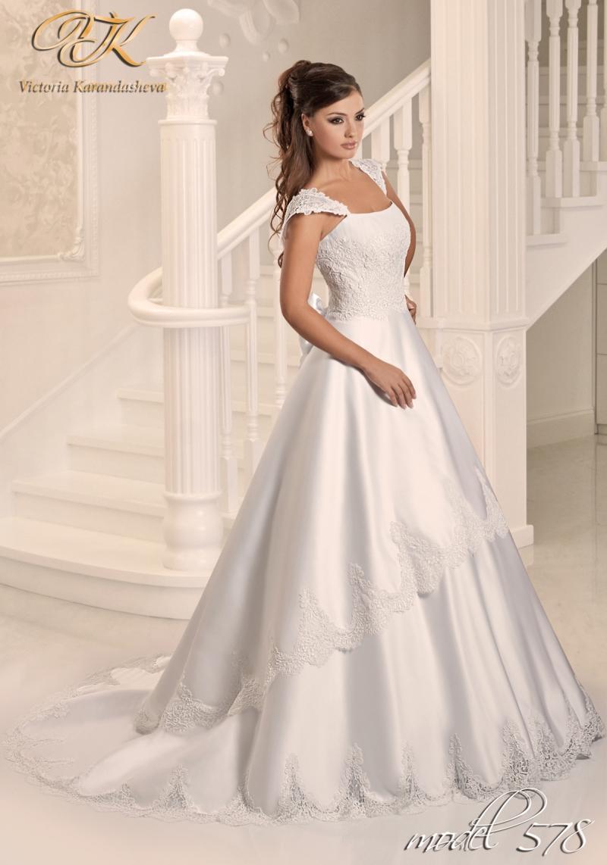 Свадебное платье Victoria Karandasheva 578