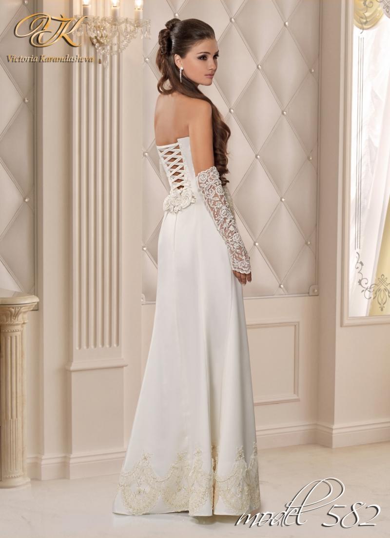 Свадебное платье Victoria Karandasheva 582