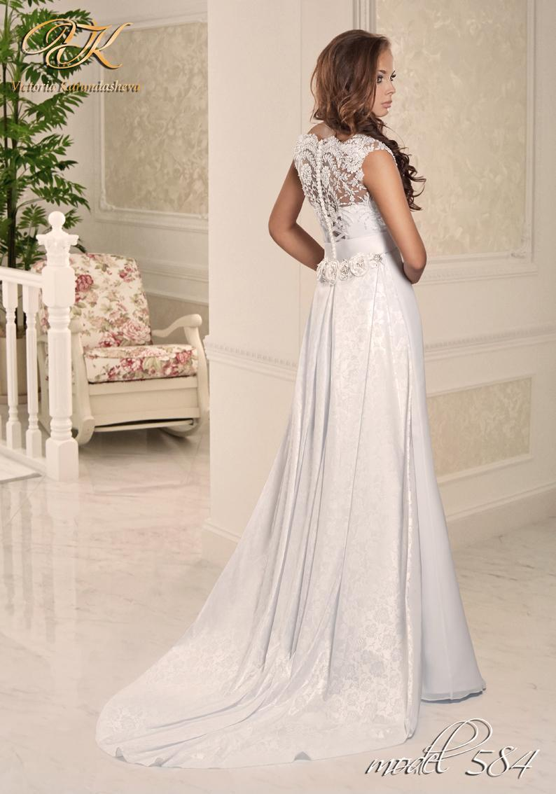 Свадебное платье Victoria Karandasheva 584