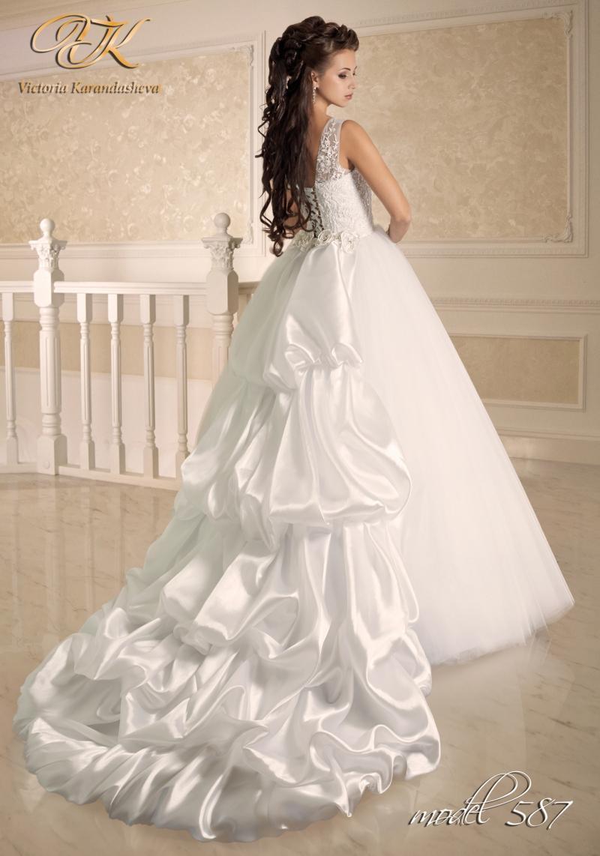 Свадебное платье Victoria Karandasheva 587