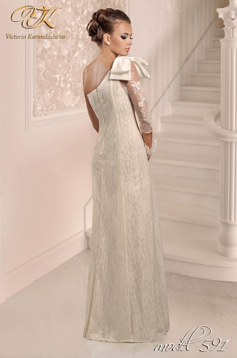 Свадебное платье Victoria Karandasheva 591