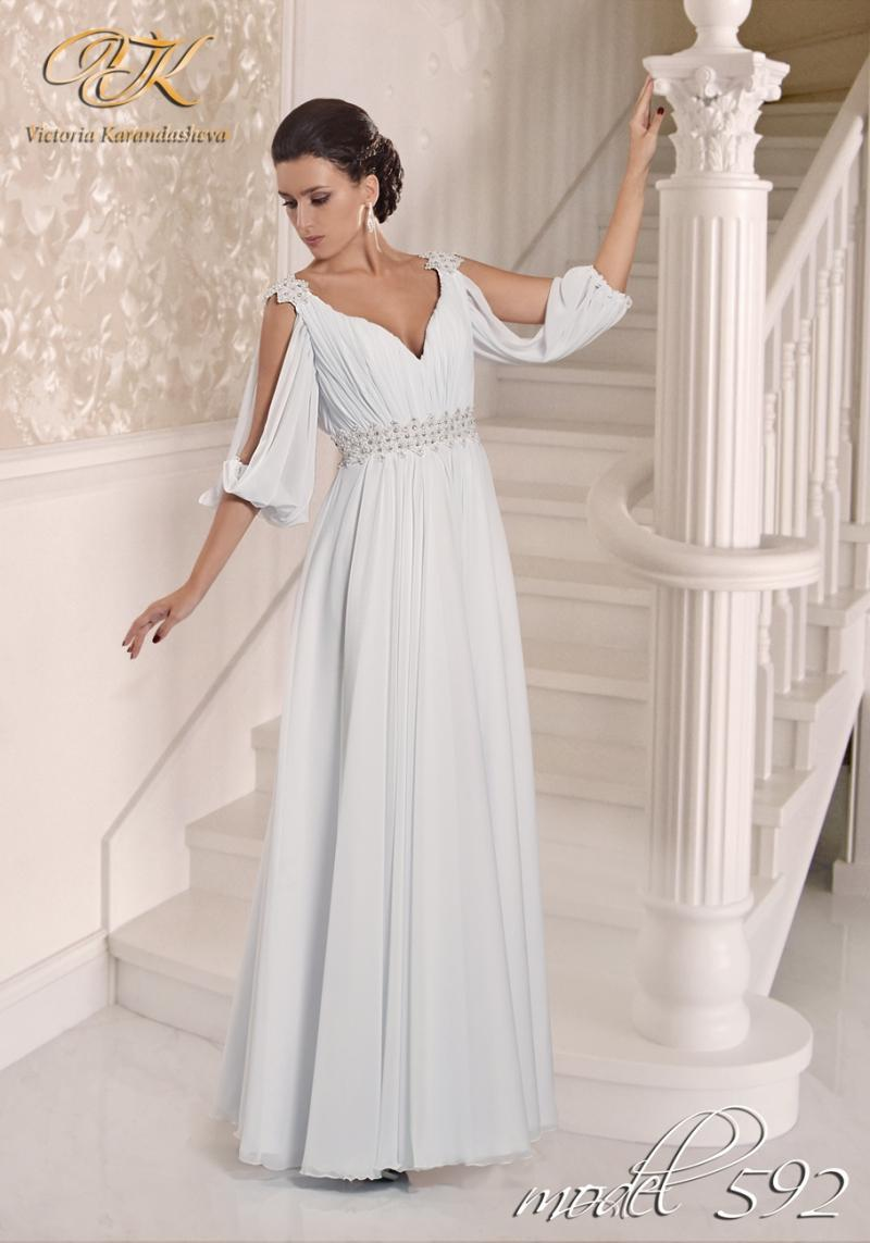 Suknia ślubna Victoria Karandasheva 592