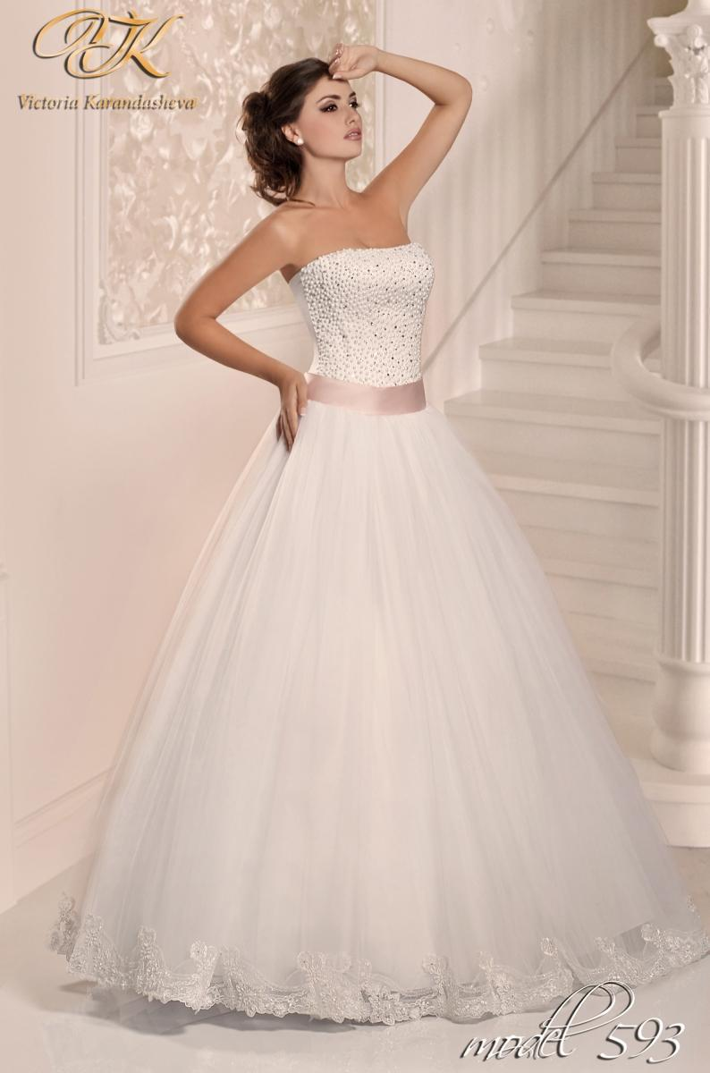 Wedding Dress Victoria Karandasheva 593