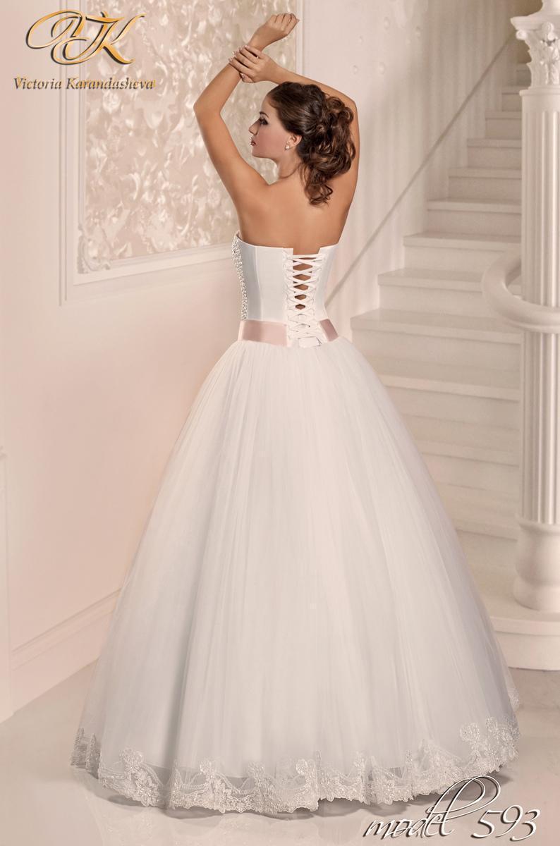 Свадебное платье Victoria Karandasheva 593