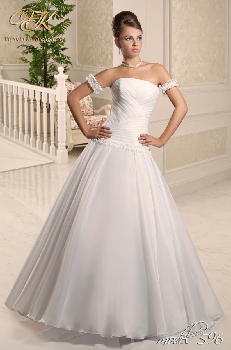 Свадебное платье Victoria Karandasheva 596