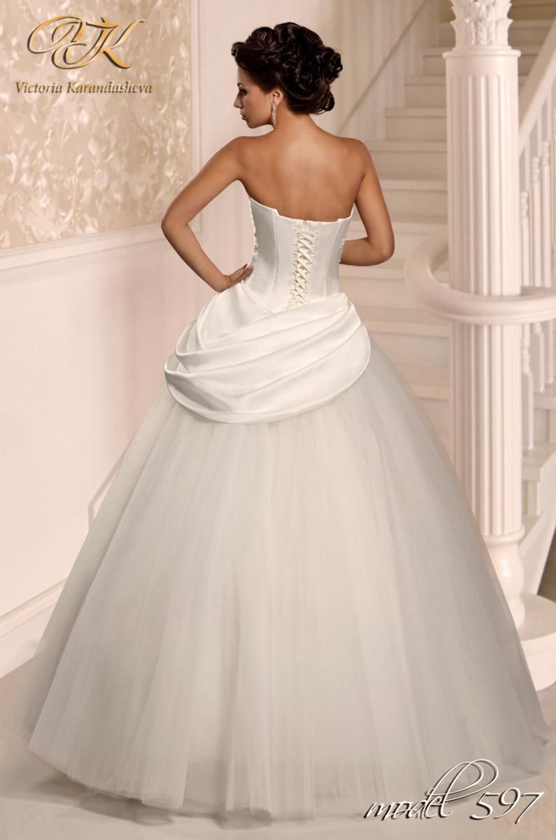 Свадебное платье Victoria Karandasheva 597