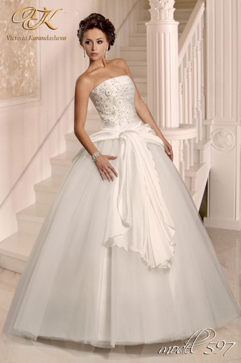 Wedding Dress Victoria Karandasheva 597