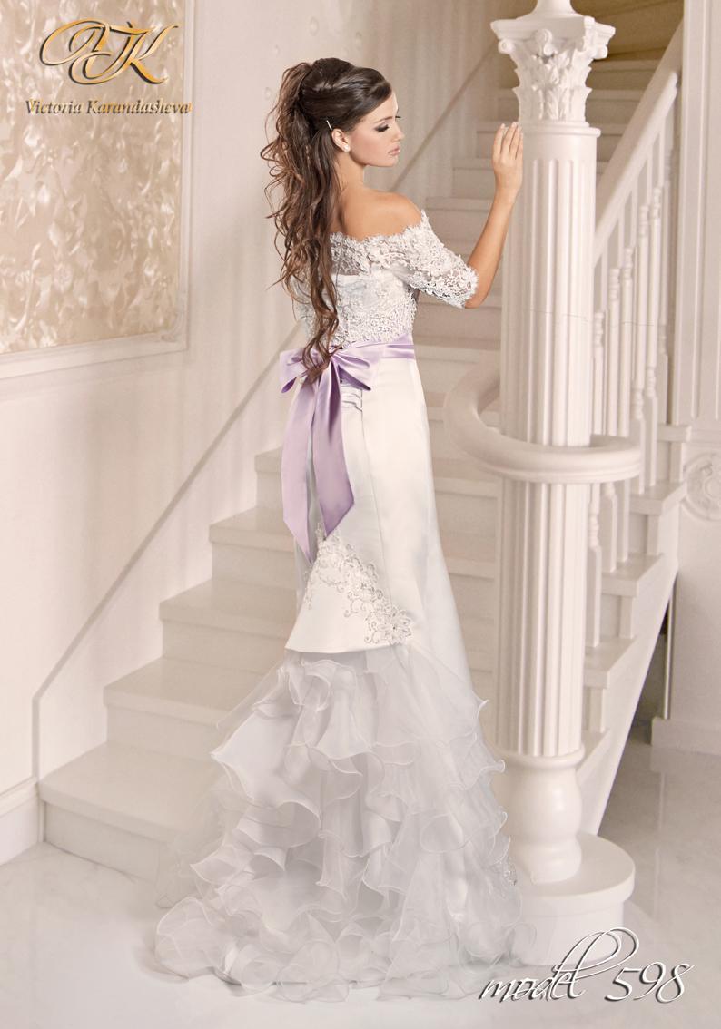 Свадебное платье Victoria Karandasheva 598