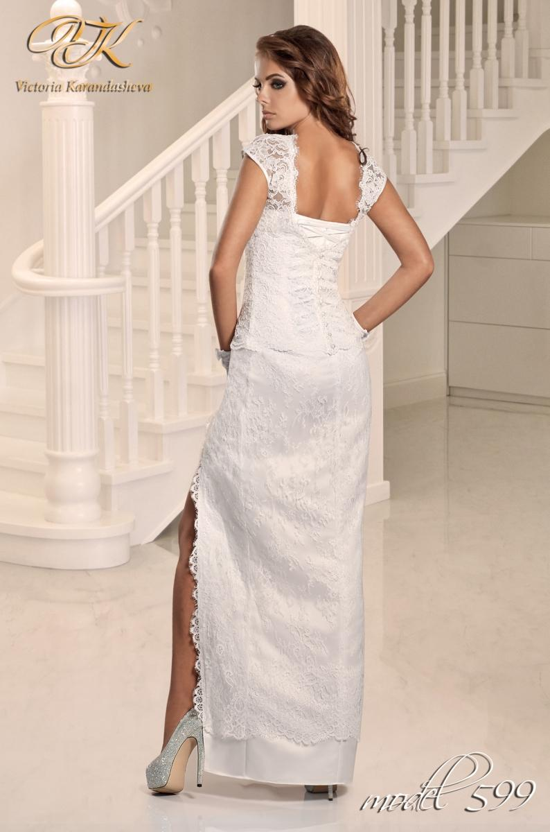Свадебное платье Victoria Karandasheva 599