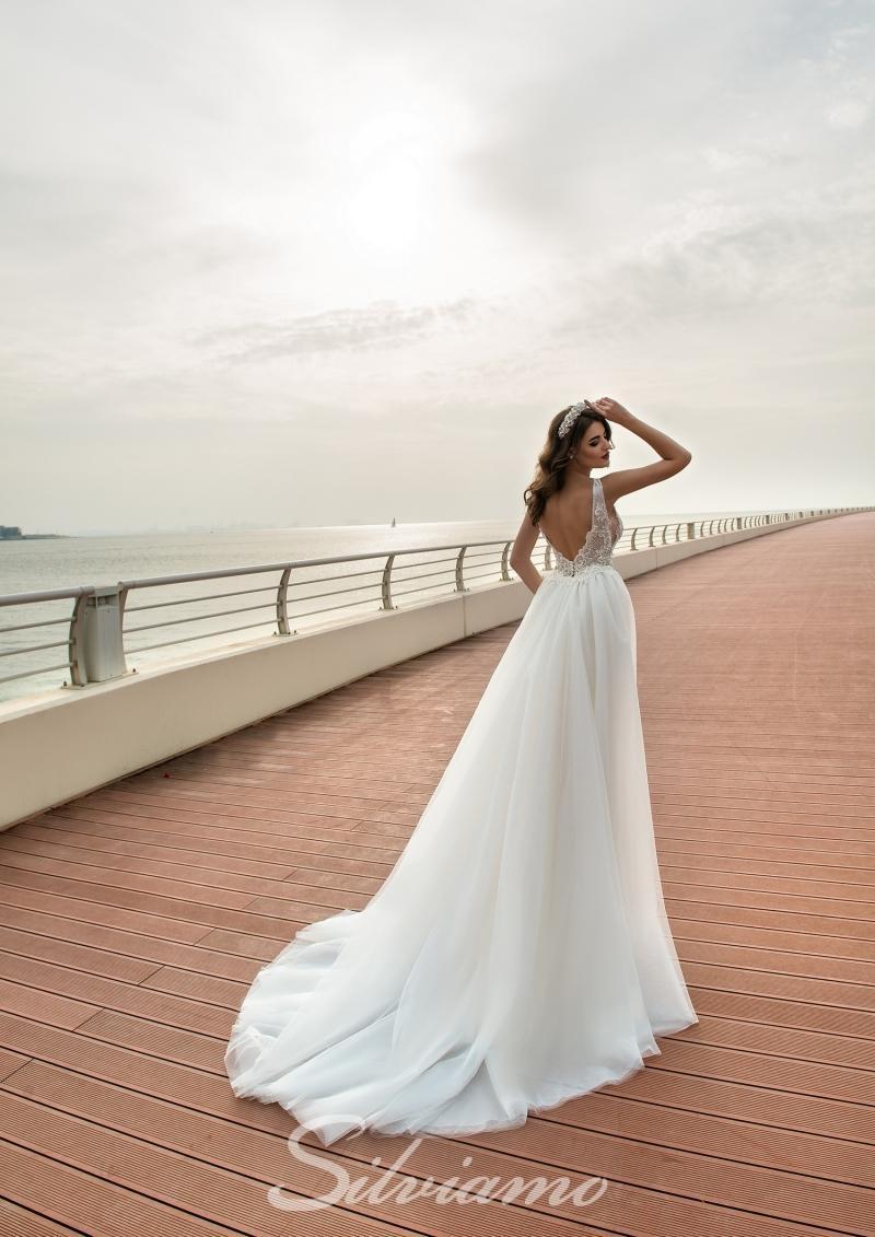 Свадебное платье Silviamo S-397 - Arianna