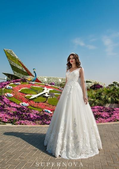Свадебное платье Supernova SN-005-Inna